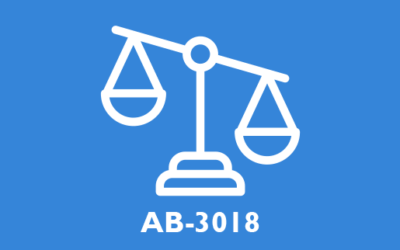 AB-3018 Compliance Strategies