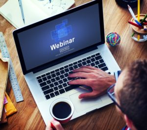 webinar resources for government contractors
