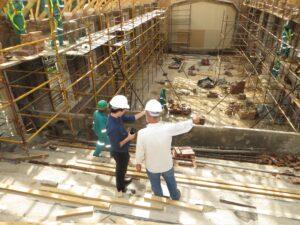 construction company compliance