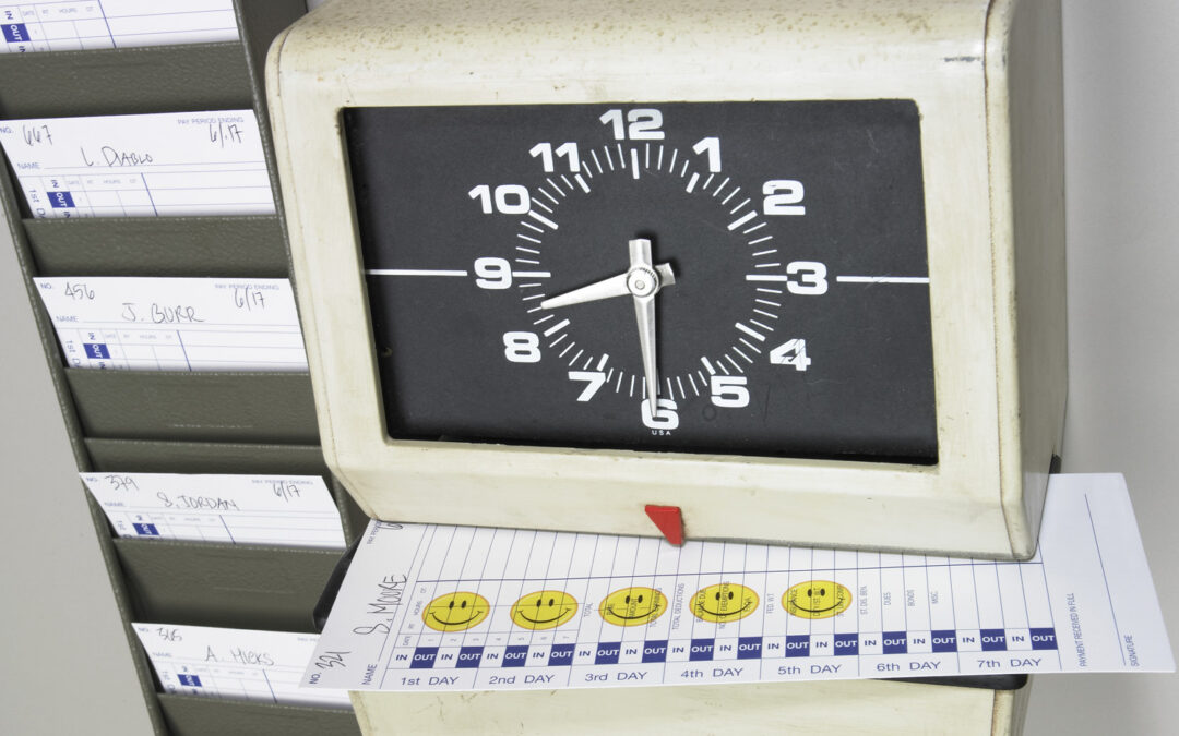 7 things to consider when selecting time and attendance software